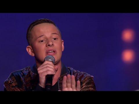 Sebastian Walldén får juryn av skrika av lycka under sitt solomoment i Idol 20 - Idol Sverige (TV4)