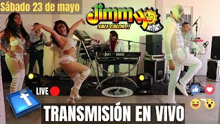 Jimmy Sale Calor TRANSMISION EN VIVO