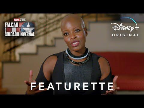Falcão e o Soldado Invernal   Marvel Studios   Featurette Wakandanos Dublado   Disney+