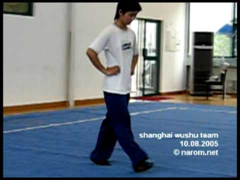 2005 Training @ Shanghai: Warm Ups