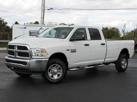 2014 Dodge Ram 2500 Tradesman 4x4 5 7l Hemi 4x4 Sold