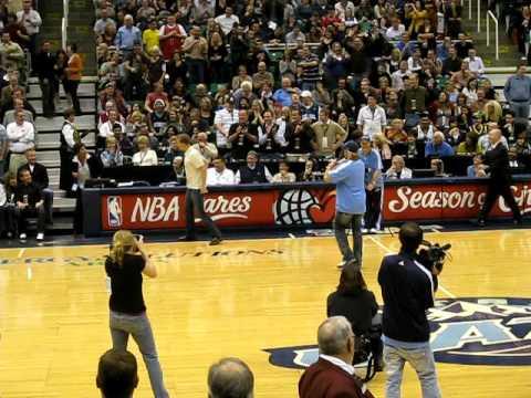 Utah Jazz Million Dollar Shot