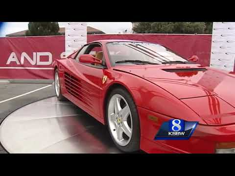Monterey Car Week events