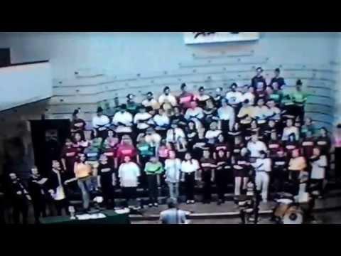 "Egils Straume  - Concerto  for Mix Choir, Saxophone Tenor, Vocal jazz sextet & Jazz trio ""RIGAI"""