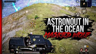 PURE DEDICATION | ASTRONAUT IN THE OCEAN-MASKED WOLF🖤 | slayDEVIL