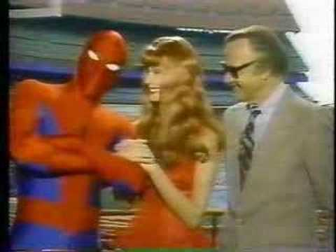 SpiderMan's Wedding  Shea Stadium 1987