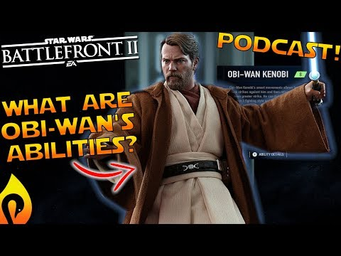 Just What are Obi-Wan's Hero Abilities In Star Wars Battlefront 2?