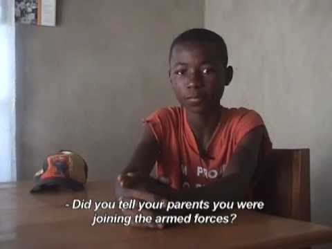 On the Frontlines: Child Soldiers in the DRC