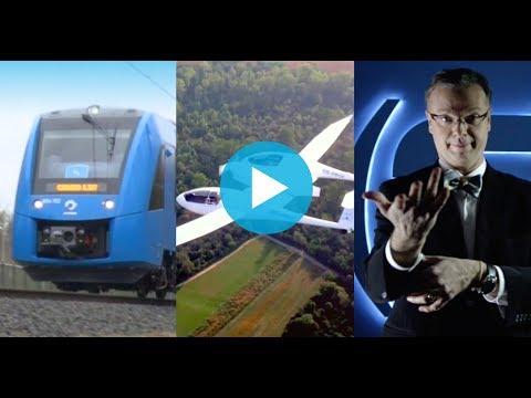 Hydrogenics - Innovators in Hydrogen Technology & Solutions