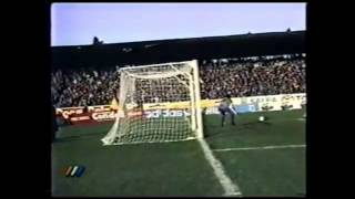 D. Temuco 2x1 U. DE CHILE. 5° Fecha, T. Nacional 1992