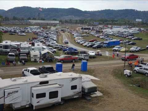 Portsmouth Raceway Park Sat. before the DTWC evening race 2016