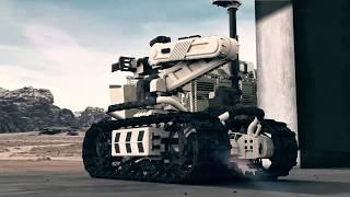 TIGR - Transportable Interoperable Ground Robot