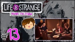 "LIFE IS STRANGE: Before the Storm #13 - Epizod II [7/7] - ""Obiad i prawda"""