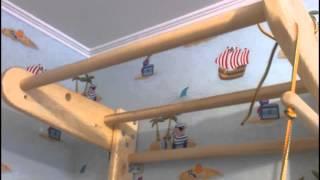 Видео обзор шведская стенка трансформер Ирель сборка(Некоторые моменты..., 2013-12-30T09:44:26.000Z)
