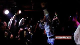 "A$AP ANT ""SEE ME"" x ""THE WAY IT GO"" LIVE @ THE DELANCEY, NYC: BLOWHIPHOPTV"