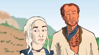Words are Wind: An Animated Game of Thrones Parody