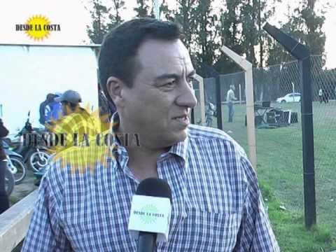 2 INAGURACIÓN ESTADIO DE BABY FUTBOL C A  PROGRESO DESDE LA COSTA PROGRAMA 155 BLOQUE 2