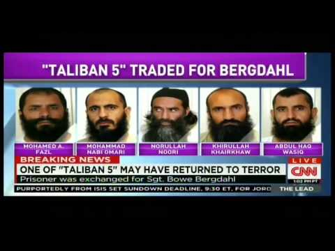 CNN: US Intel: Taliban Man Released From Gitmo in Bergdahl Deal is Back to Militant Activity