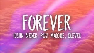 Download Mp3 Justin Bieber, Post Malone - Forever  Lyrics  Ft. Clever