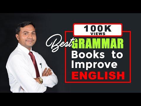Best Grammar Books To Improve English Grammar