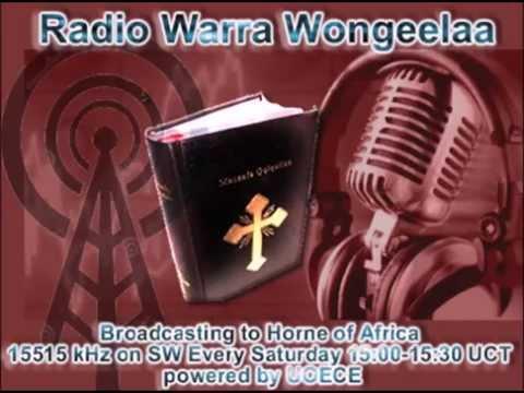 Radio Warra Wangeelaa 20131130