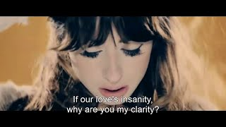 Repeat youtube video Zedd ft. Foxes - Clarity HD (Music Video + Lyrics)