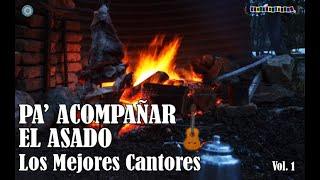 PA ACOMPAÑAR EL ASADO - VOL 1 - GRANDES CANTORES con Guitarra