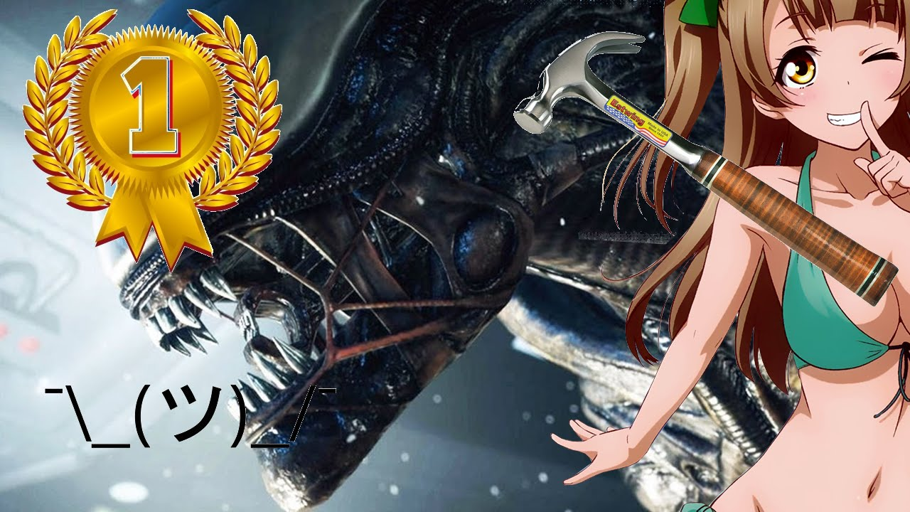 Alien: Isolation - Waste of a Porn Engine - Grace, John
