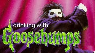 Drinking with Goosebumps #24: Phantom of the Auditorium