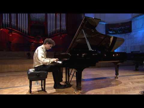Aljoša Jurinić – Etude in F major, Op. 10 No. 8 (first stage, 2010)
