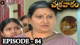 Episode 84 | Chakravakam Telugu Daily Serial