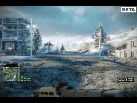 Battlefield Bad Company 2 PC beta