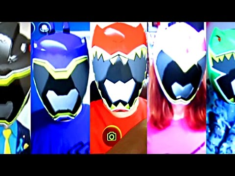 Power Rangers Dino Charge Theme Song & App!