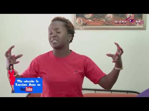 Download Youtube: The scary tickle. Kansiime Anne. African comedy.