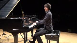 Liszt: Mephisto Waltz No 1 - Ricker Choi
