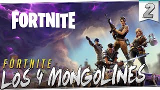 FORTNITE ? Knekro - Darkrell - Paconi with these guys is impossible to save...