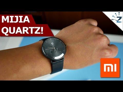 Xiaomi Mijia Quartz Smartwatch Unboxing & Quick Review