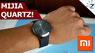 Xiaomi Mijia Quartz Smartwatch Unboxing & Quick Review