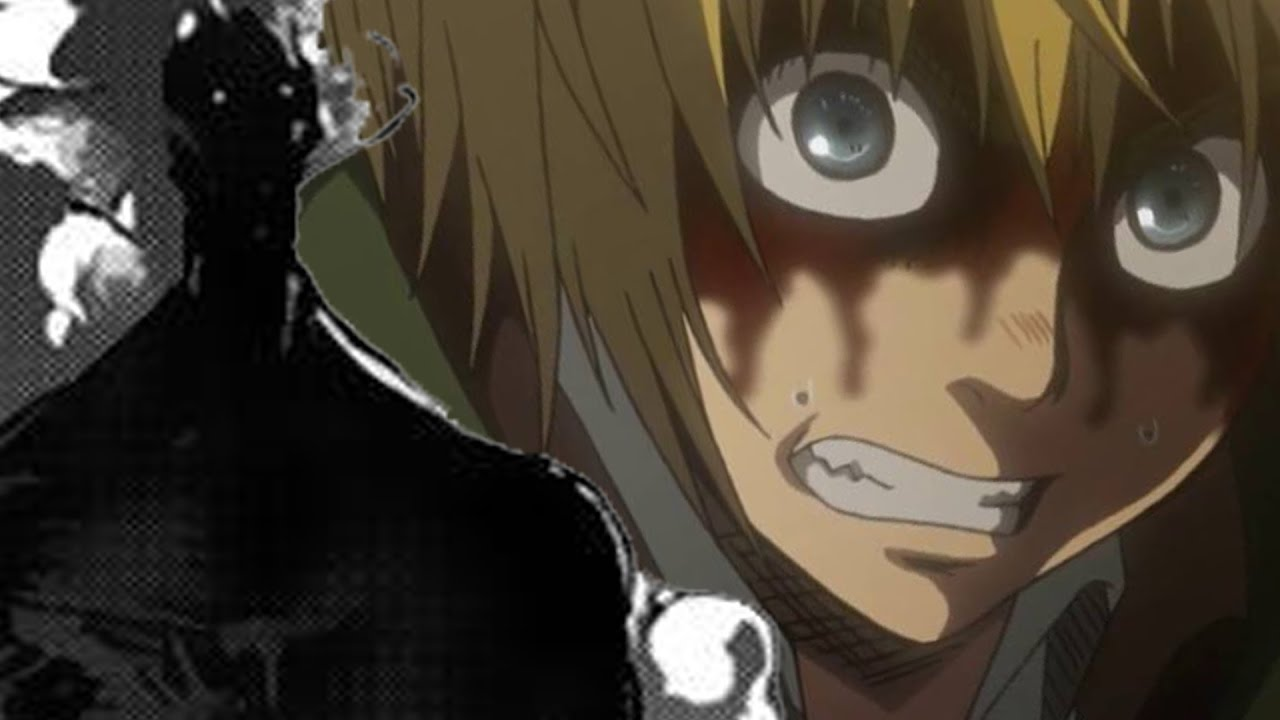 Armin S Colossus Titan Form Attack On Titan