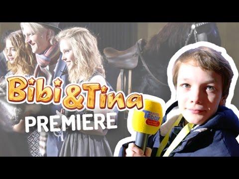 Die Premiere von Bibi & Tina - Mädchen gegen Jungs | Radio TEDDY