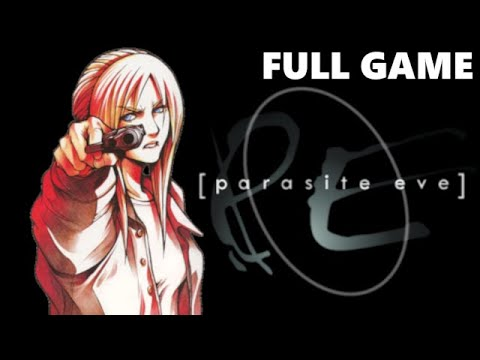 Parasite Eve Full Game Walkthrough Gameplay - No Commentary (PS1 Longplay)