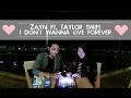 Launchpad romantis    Zayn & Taylor swift - I don't wanna live forever (kiso & kayla remix)