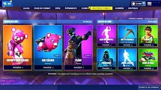 BOUTIQUE FORTNITE du 2 Avril 2019 ! ITEM SHOP April 2 2019 !