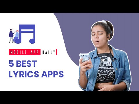 Best Lyrics Apps For Android And IPhone That You Must Try For Your Music Love In 2020
