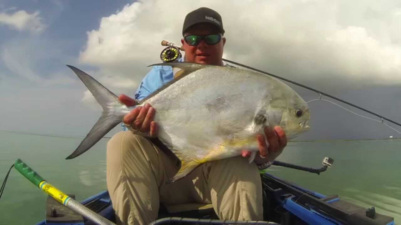 Kayak fly fishing in the mosquito lagoon and florida keys for Kayak fishing florida keys