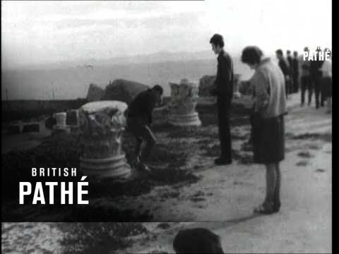 Trip To Carthago's Ruins - Tunisia (1966)