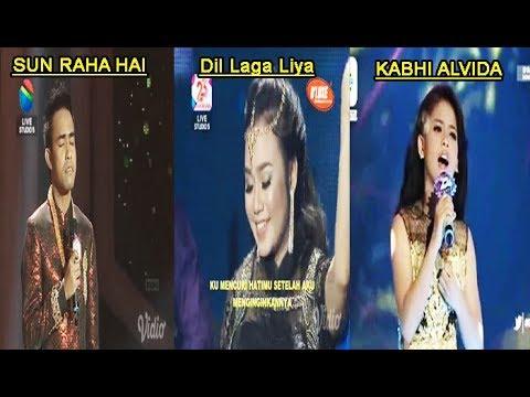 Full Penampilan FILDAN,PUTRI dan AULIA D'Academy Asia 3 TOP 4 (23/12/2017)