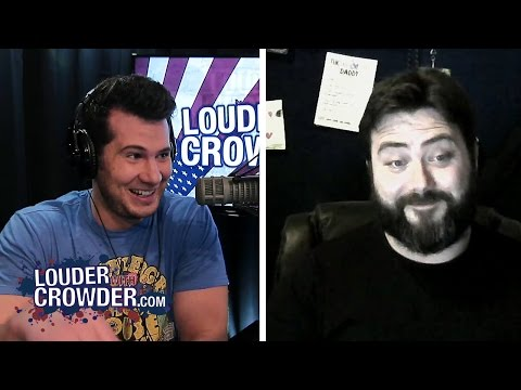 Sargon of Akkad & Steven Crowder Mud Wrestle (Mentally)| Louder With Crowder