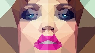 Photoshop Tutorial: How to Create LOW POLY Graphics from Photos