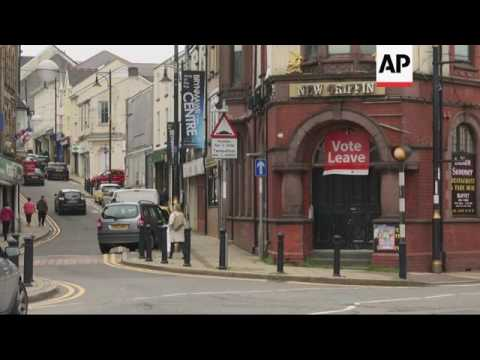 Years of Hardship Lead Welsh to Brexit